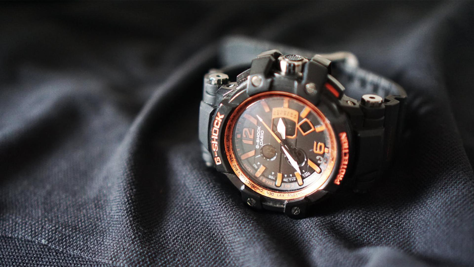 Alles over het horlogemerk G-Shock