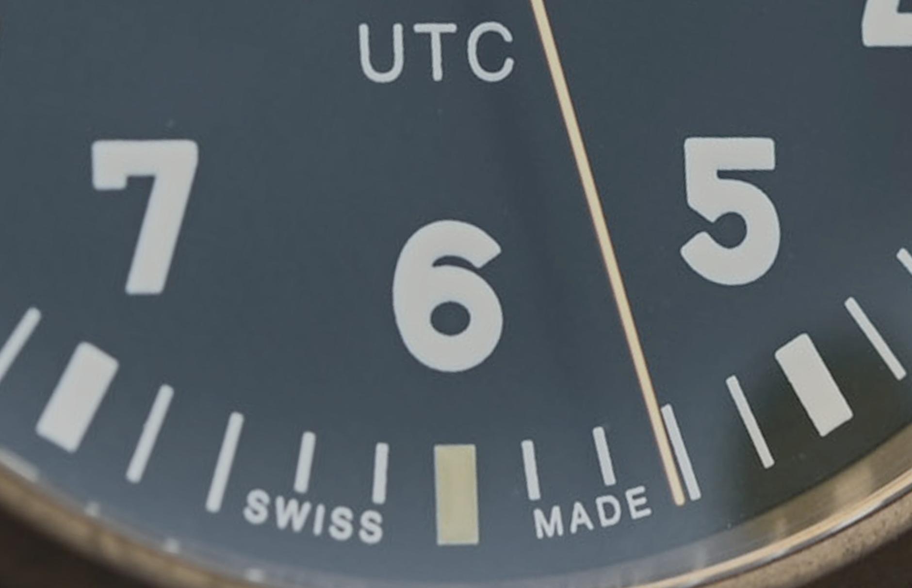 UTC versus WTC