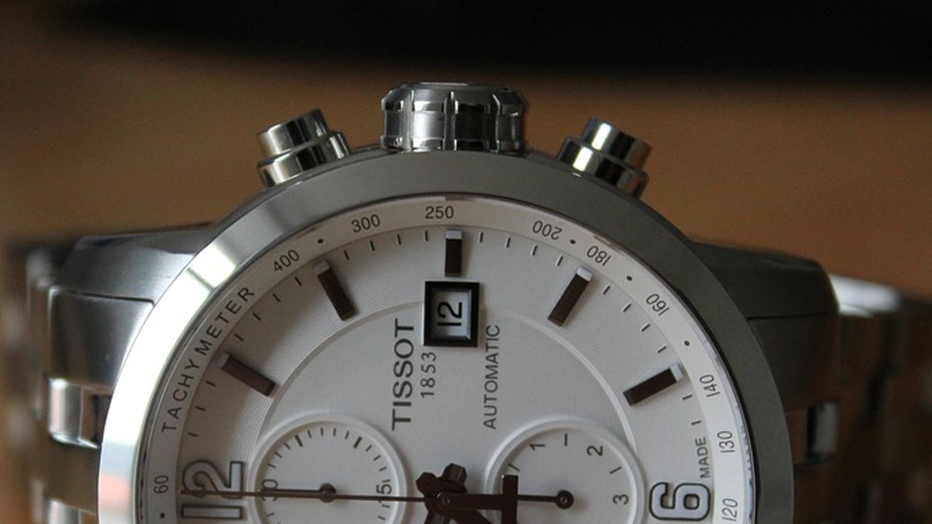 Horloge chronograaf