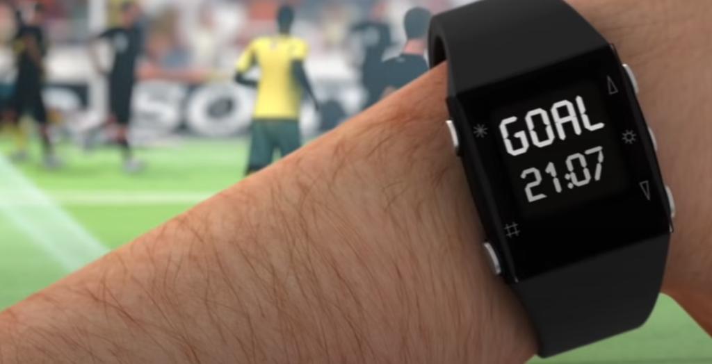 horloge scheids doellijntechnologie fifa champions league