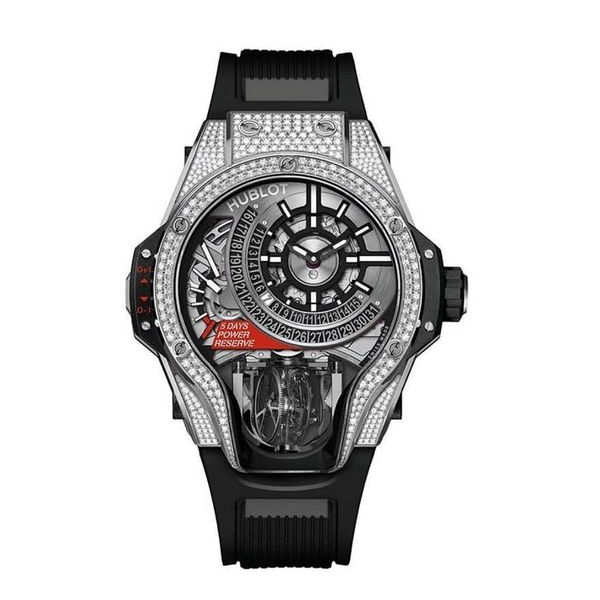 Cristiano Ronaldo MP-09 horloge Hublot