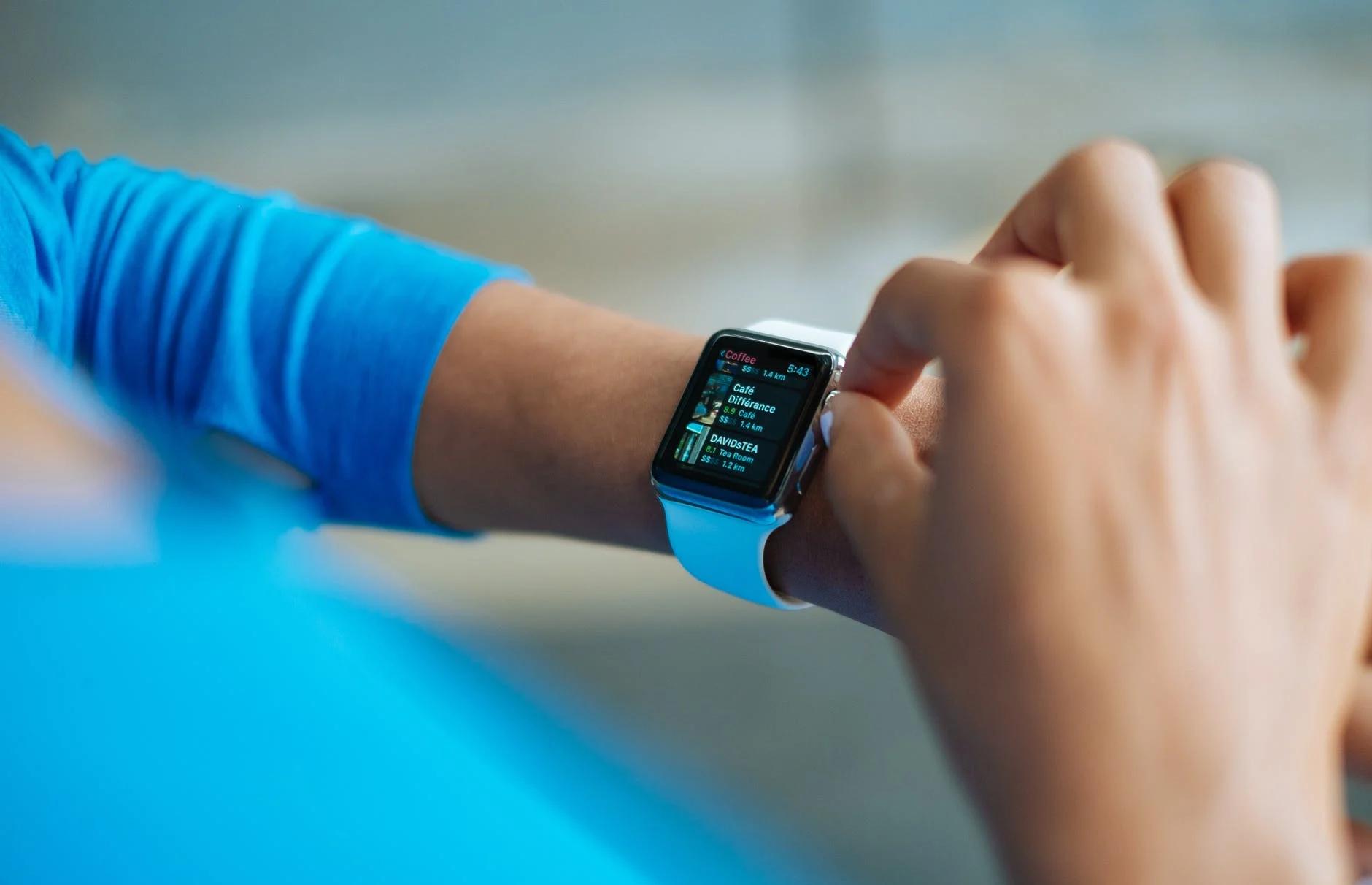Je smartwatch schoonmaken doe je zo