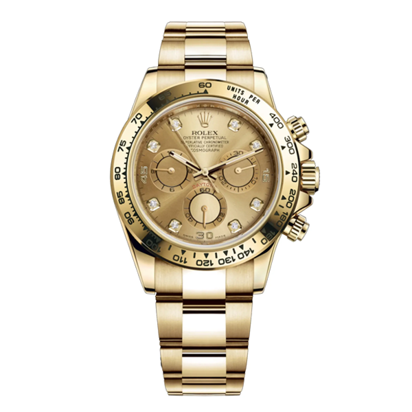 Rolex Cosmograph Daytona van Justin Bieber